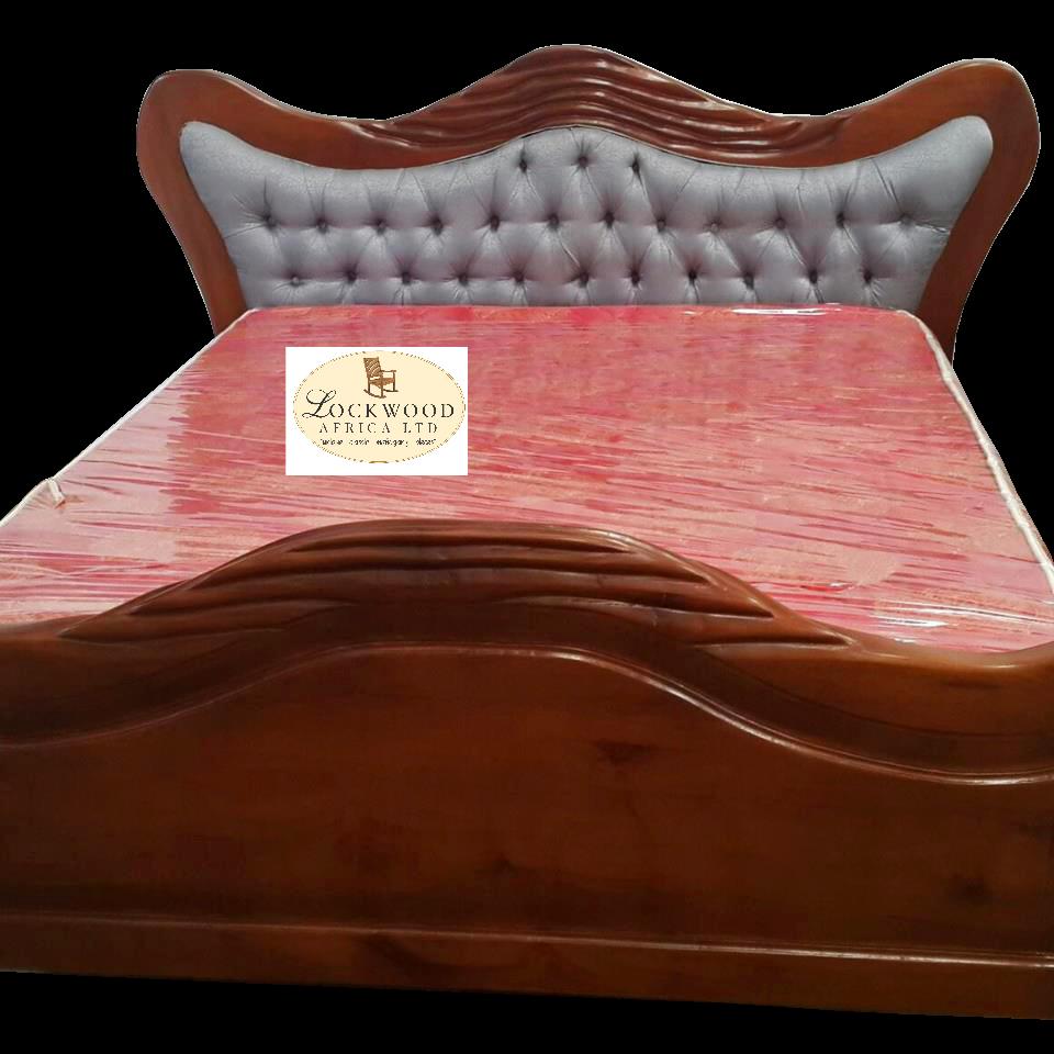 6X6 Bed