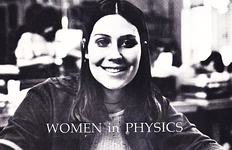 WOMEN IN PHYSICS POSTER