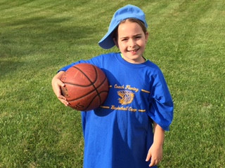 FUTURE COACH FLEMING BASKETBALL CAMP STAR!