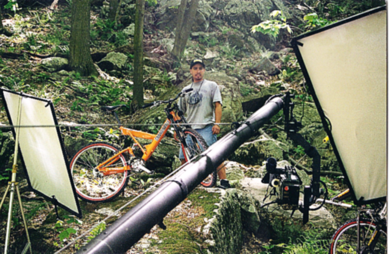 JIB SHOOT FOR CANNONDALE BIKES
