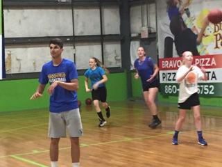Brookfield Basketball Camp, CT youth basketball camp, Danbury basketball camp, Western CT basketball camp, Coach Fleming