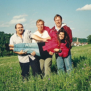 PBS Crew in Germany