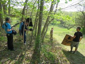 Bakelite outdoor shoot