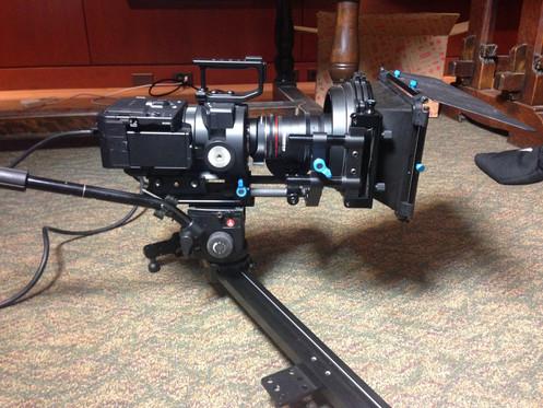 Camera track