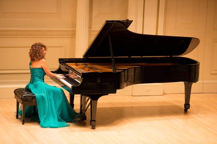 Cristiana Pegoraro - Carnegie Hall