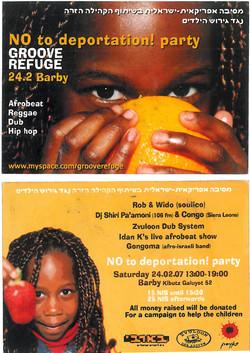 Refugees Activism