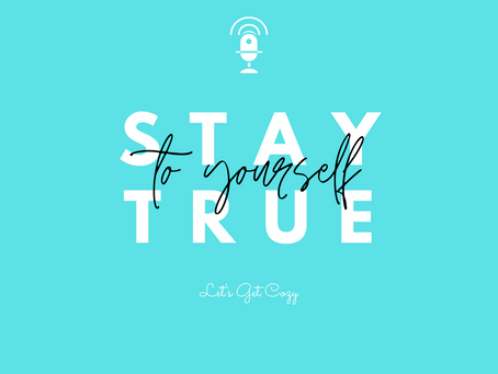 The Importance of Staying True to Yourself ft. Mateo Walling