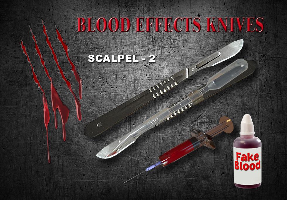 Scalpel 2B FX Blood Knife