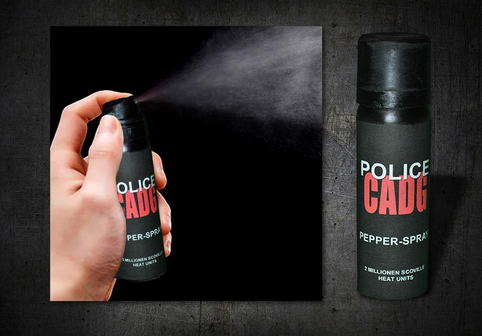 Pepper Spray Prop