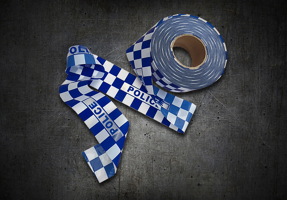 Police Barrier Tape