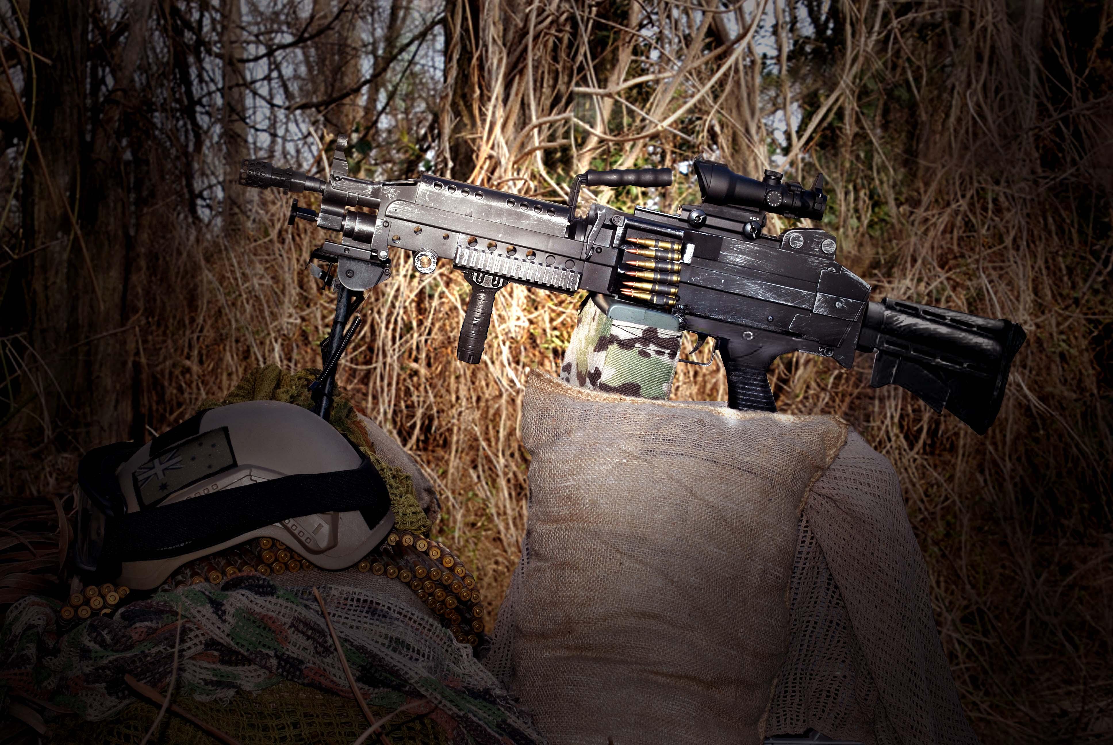 GBG-M249 SAW
