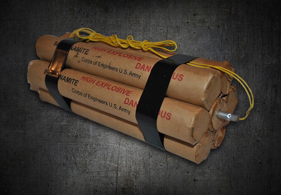 Dynamite Stack Electric Det Prop