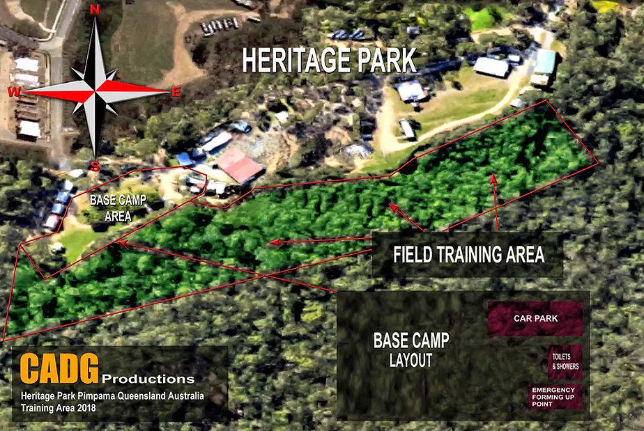 CADG Productions Military - Law Enforcment Combat Training Area Queensland