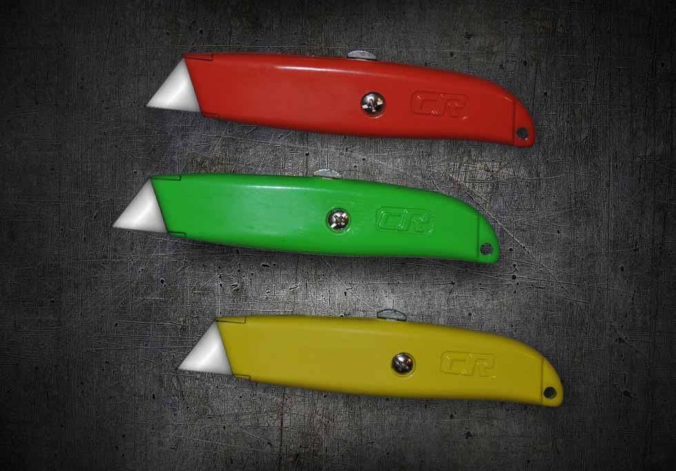 Box Cutter Rubber Blade Movie Prop