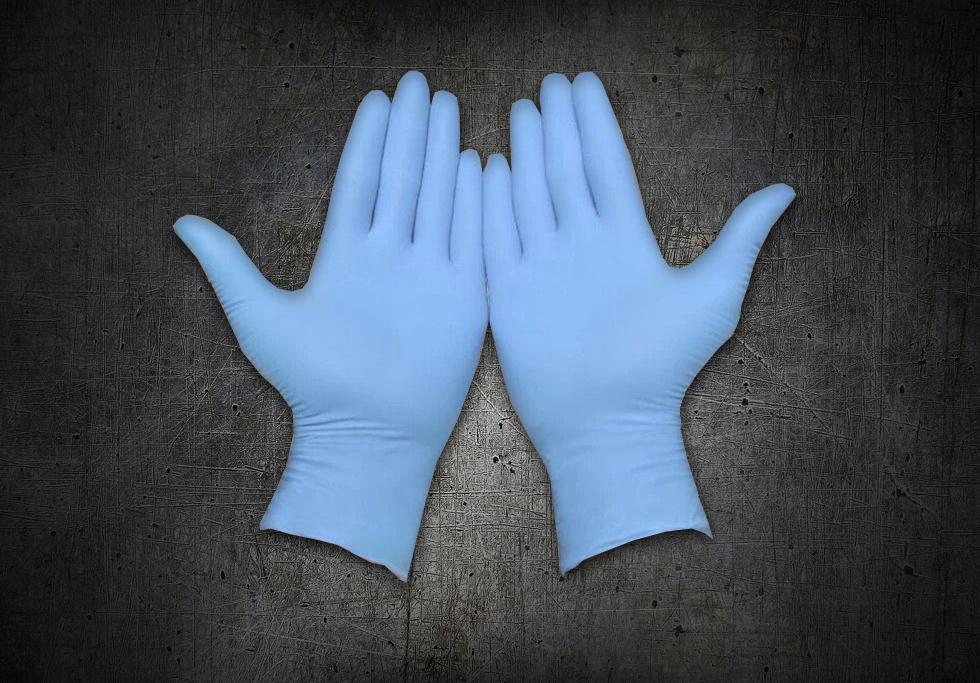 Crime Scene Gloves