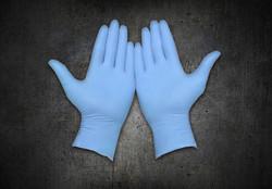 Movie Prop Police Crime Scene Gloves