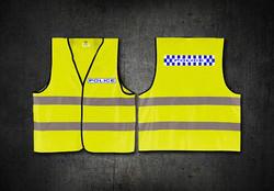 Movie Prop Police High Vis Vest