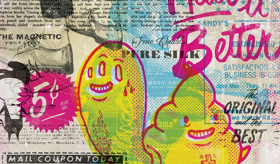 'Hear It Better' illustration design