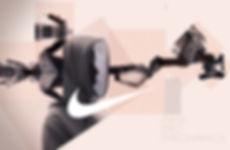 Print ad work for Nike