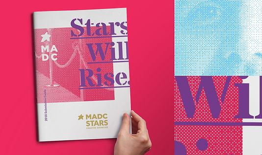 MADC Call For Entries brochure