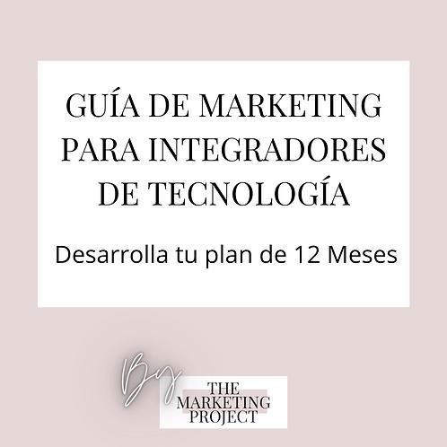 Guía de Marketing para Integradores de Tecnología