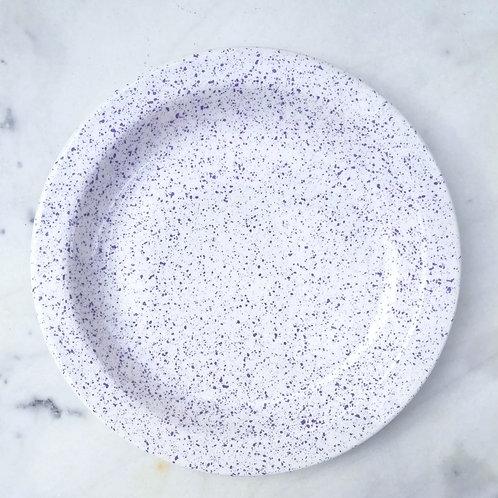 Συλλεκτικό μεγάλο πιάτο φαγιανς 29cm.
