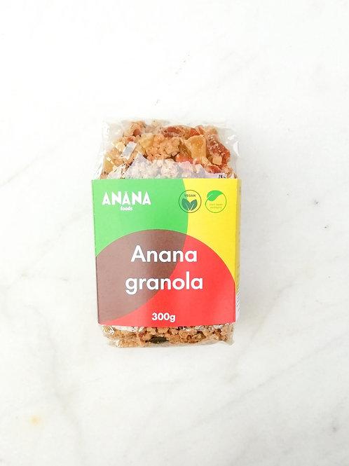 Anana granola