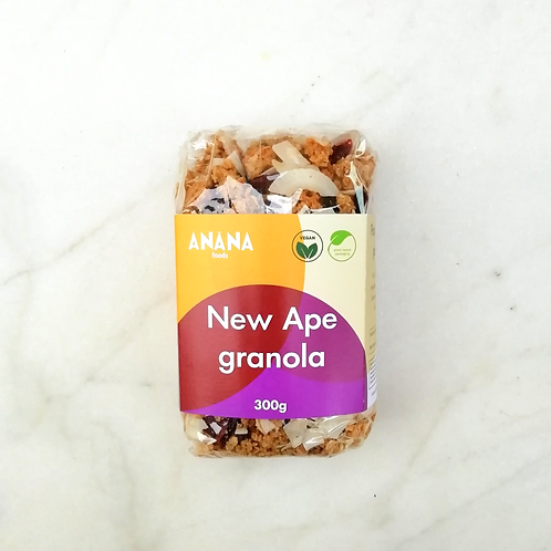 New ape granola