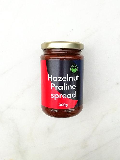 Hazelnut praline spread