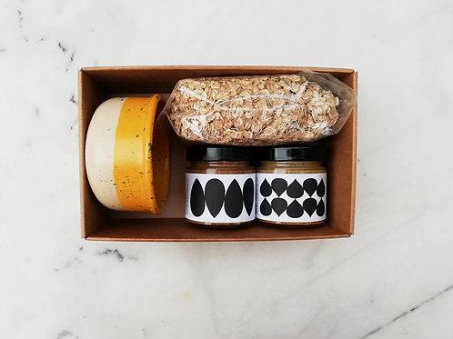 Porridge box plus