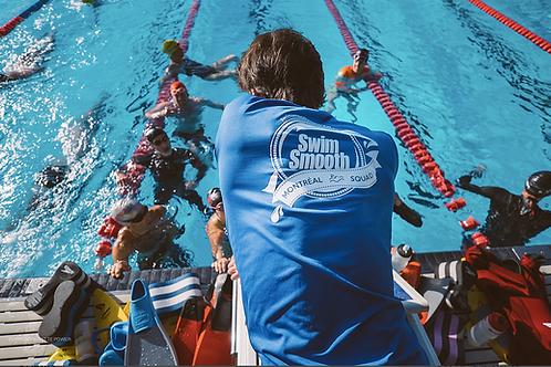 TShirt Swim Smooth (2 coupes H ou F)