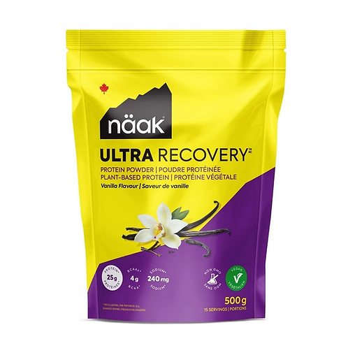 Poudre de protéine Näak Ultra Recovery (500g)