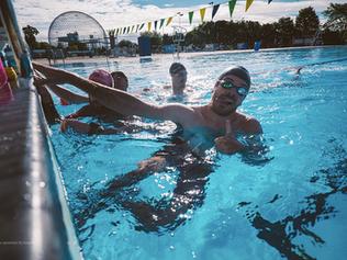 Swim Squad: Horaires et Inscriptions pour l'été