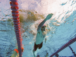Becoming a Balanced Swimmer