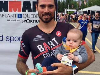 Avoir un bébé et continuer à faire du triathlon de manière compétitive