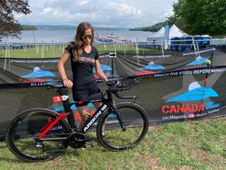 Canada Man/Woman Xtreme Triathlon 2019: jamais 2 sans 3!