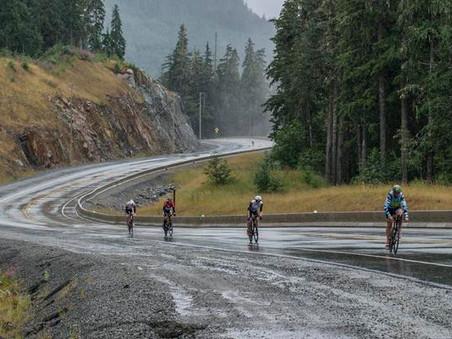 Triathlon: que faire en cas de pluie ?