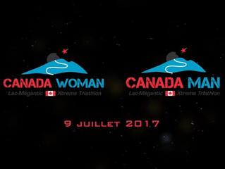 Récit du CanadaMan 2017 par Lucette