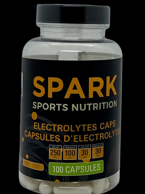 Sparks- Caps Electrolytes