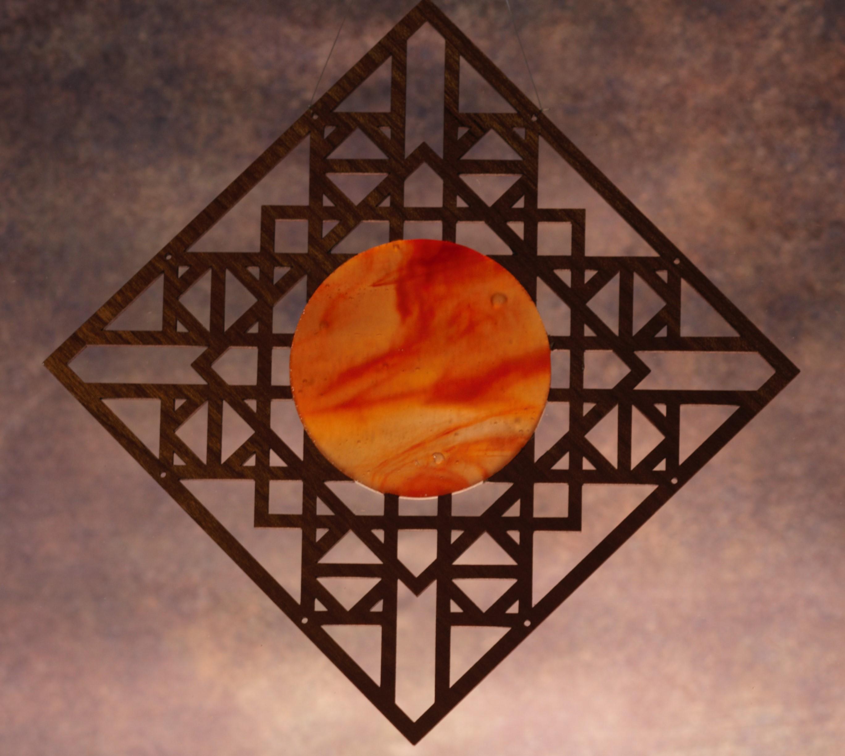 FLR2 sunset