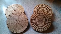 zen and spi coasters