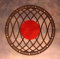 W Cross Red