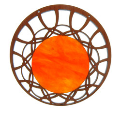 Offset Lobe Sun Glass