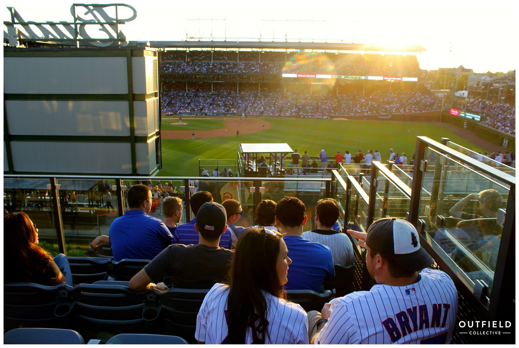lakeview baseball club wrigleyville s original rooftop