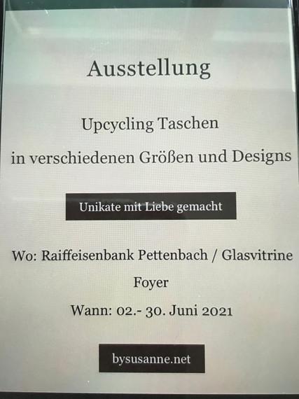 Ausstellung Juni 2021