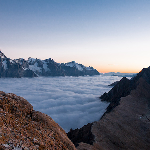 Monte Bianco - Italy