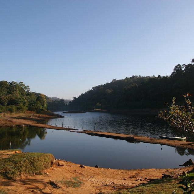 Periyar natural reserve - India