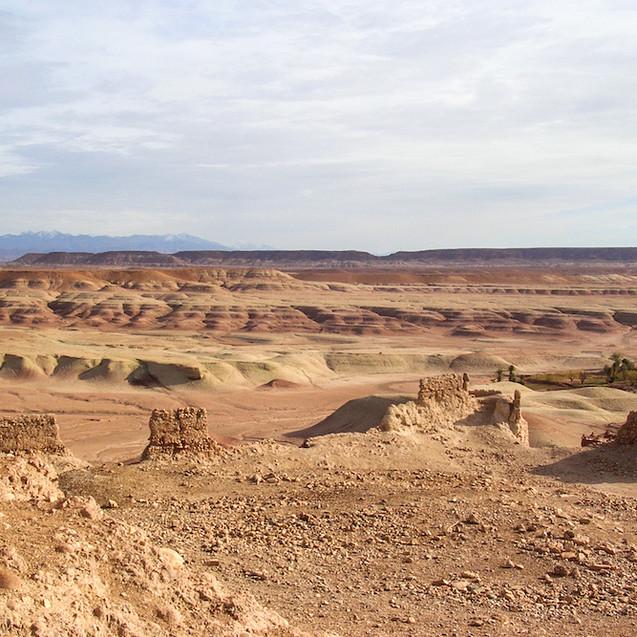 Desert - Marocco