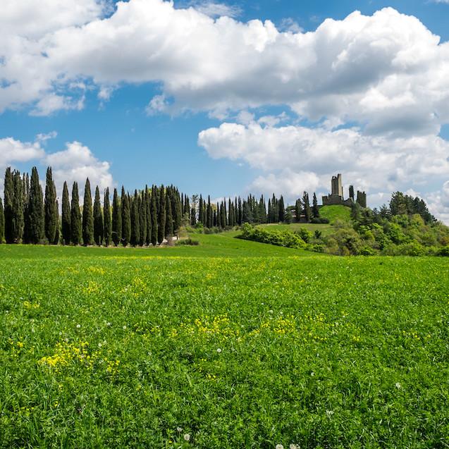 Castello di Romena - Italy