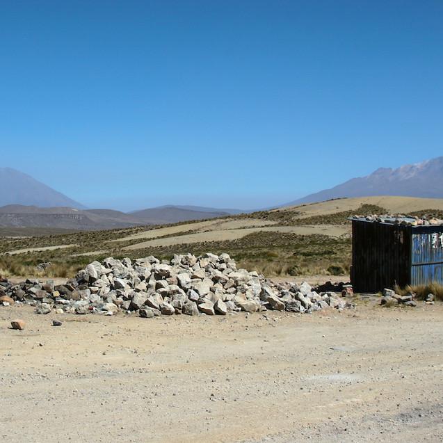 Riserva National Salinas - Perù